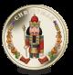 The Nutcracker - 2018 Christmas Virenium Medal in Presentation Pouch