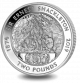 145th Anniversary of the Birth of Sir Ernest Shackleton - 2019 Unc. Cupro Nickel Coin