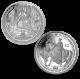Bicentenary of Queen Victoria: Great Seal - 2019 Unc. Cupro Nickel 2 Coin Set