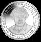 70 Years of HM QE II and Prince Philip: Portrait of Queen Elizabeth - 2017 SGA Unc. Cupro Nickel