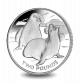 Elephant Seal - 2017 Proof Sterling Silver Coin