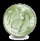 Elephant Seal - 2017 Green Titanium Coin