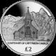 South Georgia and South Sandwich Islands 2013 - Centenary of Grytviken Church - Cupro Nickel Coin