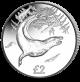 Leopard Seal - 2018 Uncirculated Cupro Nickel Coin