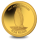 The Macaroni Penguin - 2020 Proof Fine 1/25oz Gold Coin - VAT FREE
