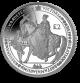 Bicentenary of Queen Victoria: Great Seal on Horseback - 2019 Unc. Cupro Nickel Coin