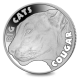Big Cats: The Cougar - 2020 Uncirculated Cupro Nickel Coin