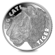 Big Cats: The Tiger - 2020 Uncirculated Cupro Nickel Coin