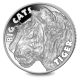 Big Cats: Tiger - 2020 Proof Fine Silver 2oz High Relief Coin