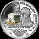 British Virgin Islands 2013 - Romanov Dynasty: Alexander I - Coloured Cupro Nickel Coin