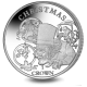 150th Anniversary of Charles Dickens - Christmas Scrooge - 2020 Proof Sterling Silver Crown Coin - ASC