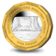 World's First New £1 Coin on behalf of a British Overseas Territory Highlights Climate Change - 2020 Proof Fine Silver Coin - BAT