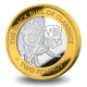 The Queen's Beasts: The Black Bull of Clarence - 2021 Bi-Metal £2 Coin - BIOT