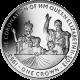 Ascension Island 2013 - Queen Elizabeth II: Lifetime of Service - Cupro Nickel Coin
