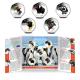 Falklands Penguins 50p Series: Complete Set with Album - 2018