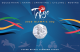 Summer Olympic Games: Olympic Cycling - 2021 Unc. Cupro Nickel Diamond Finish 50p Coin - GIB