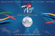 Summer Olympic Games: Olympic Rowing - 2021 Unc. Cupro Nickel Diamond Finish 50p Coin - GIB