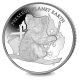 Preserve the Planet Coin - Australian Koala 2020 - 1oz Proof Sterling Silver - Niue
