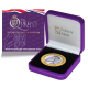The Queen's Beasts: The White Horse of Hanover - 2021 Proof Fine Silver with Goldclad £2 Coin - BIOT