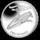Fin Whale - 2021 Unc. Cupro Nickel Coin - SGA