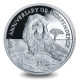 60th Anniversary of Independence - 2021 Uncirculated Cupro Nickel $1 Coin - SLE