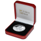 60th Anniversary of Independence - 2021 Proof Sterling Silver $10 Coin - SLE