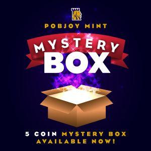 2021 Standard Mystery Box - 5 Coin Bundle