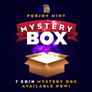 2021 Ultimate Mystery Box - 7 Coin Bundle