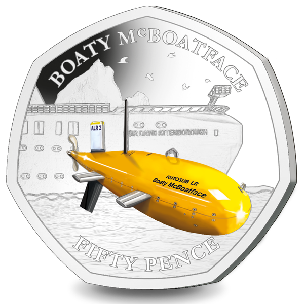 The Story of Boaty McBoatface