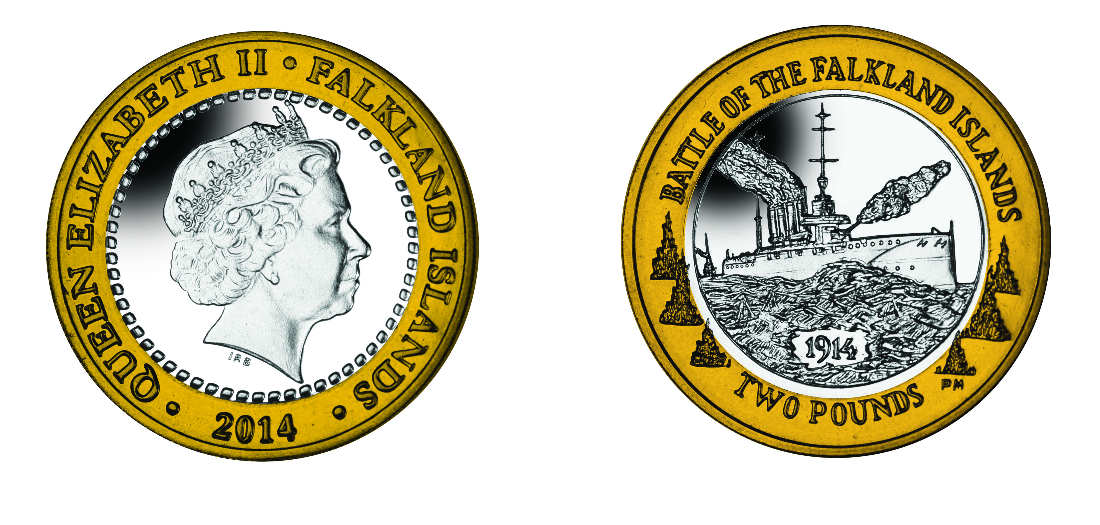 A Brief History: Looking into the World of Bi-Metal Two Pound Coins