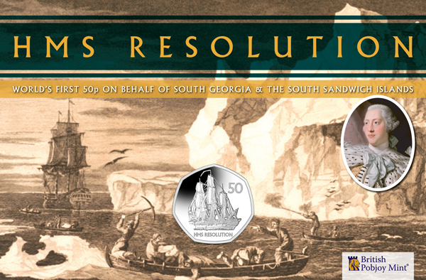 Commemorate the 250th Anniversary of the Launch of HMS Resolution