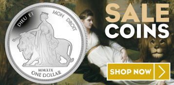 Sale Coins
