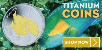 Titanium Coins